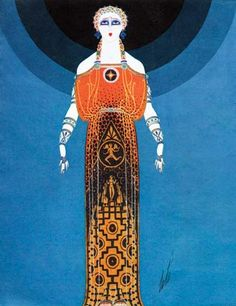 Fashion illustrator of the 1920s and creator of visual spectacle for French music-hall revues. His designs included dresses and accessories for women; costumes and sets for opera,...