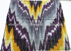 Check out this product on Alibaba.com APP Ikkat Fabric Ikat Zig Zag Print Ikkat Fabrics Garments