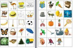 PHONO : syllabe d'attaque images à classer