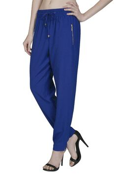 Gathered pants for any occasion at J. Nicole. Several colors available.