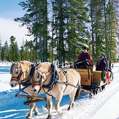 On the List: cross-country skiing in Grand Lake, CO