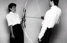 Marina Abramović's Performance Art in Pictures