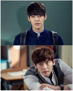 School 2013 | Kim Woo Bin & Lee Jong Suk