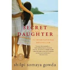 2014. Fiction. A baby girl born in India & adopted by Americans. Lots of interesting emotions, a lovely 'real' story.