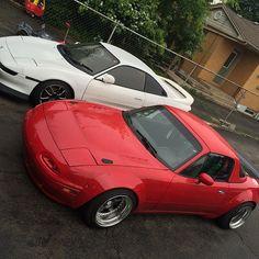 @bubbolootz #tuckin99 | #TopMiata #mazda #miata #mx5 #eunos #roadster