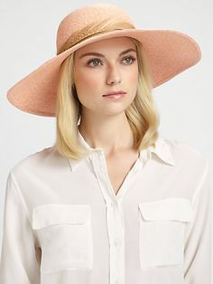 Eugenia Kim - Catherine Sculpted Sun Hat - Saks.com