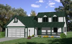 Plan No.366039 House Plans by WestHomePlanners.com