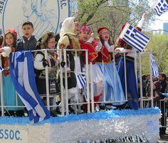 Greek Parade 2016