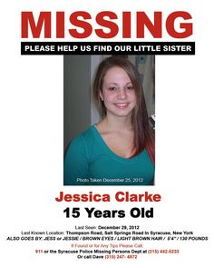 Missing Child... REPIN
