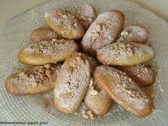 Melomakarona, biscotti greci di Natale