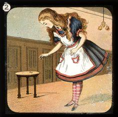 Alice is the red queen of pinterest