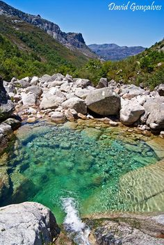 Peneda Geres National Park - north Portugal