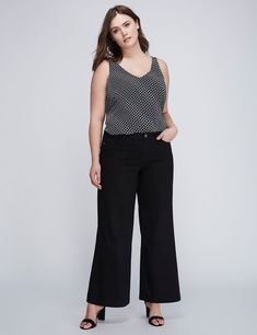 A-Line Trouser Jean (original price, $69.95) available at #Maurices