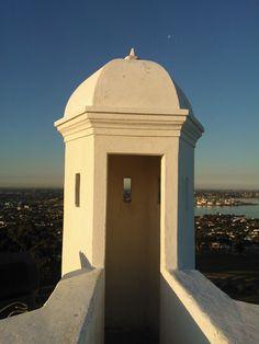 Mirador de la Fortaleza del Cerro - Cerro Montevideo - Uruguay