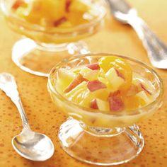 Vanilla Fruit Salad Recipe