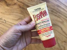 Bushman Insect Repellent Gel