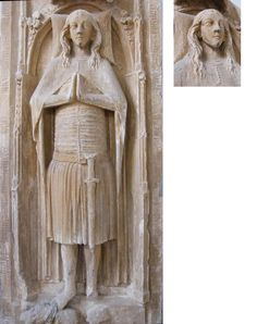 Heinrich IV von Waldeck 1348  Germany Netze  http://www.themcs.org/costume/14th century Male Clothing.htm