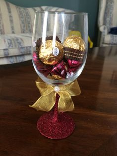 Wine glass favors                                                       …