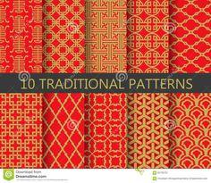 chinese patterns - Google Search