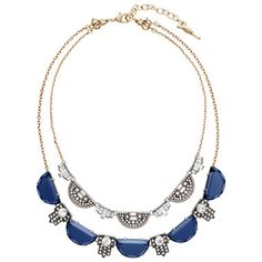 Grand Cabaret Two-Row Convertible Necklace - Must see in person!!!! https://www.chloeandisabel.com/boutique/marlaynasullivan