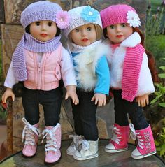 Designer Fashion for American Girl Dolls at affordable prices. www.harmonyclubdolls.com  Exclusive Harmony Club Dolls Brand 18 inch poseable, soft bodied dolls.