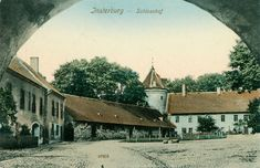 Инстербург Postcards, Colorful, Landscape, City, Photos, Painting, Scenery, Pictures, Painting Art