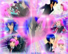 Shugo Chara Amu and Ikuto   More Sexy Itachi Pics ;)