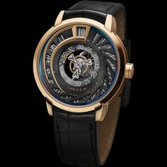 09a81d86b81 Hysek IO 45mm Jumping Hours Tourbillon