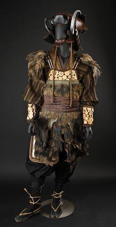 Elite Boar Samurai Warrior Costume
