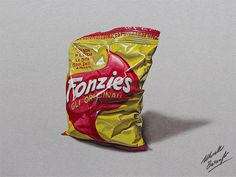 Amazing Hyper-Realistic Drawings By Marcello Barenghi
