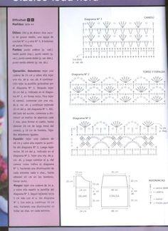 El Arte de Tejer 2007 Crochet - Melina Crochet - Picasa Web Albums