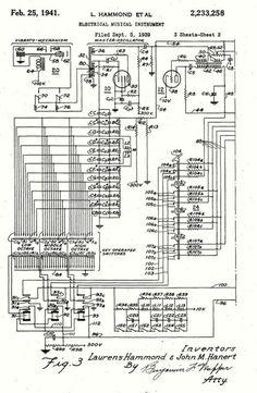Las 178 mejores imágenes de Leslie speakers en 2019 | Oído ... Hammond Organ Schematics on