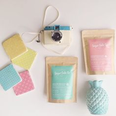 A few of our favourite things!   Beautiful cruelty free natural, organic and vegan products made in New Zealand by Sugar Cube Co   Sugar Scrubs Salt Soaks  Lip Balms  Lip Scrubs