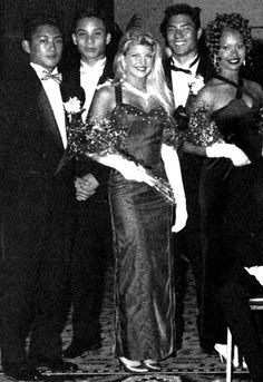 The Most Awkward Celebrity Prom Photos of All Time - Fergie
