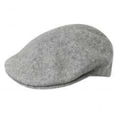 68e2a27f0cad0 Preciosa gorra plana de la prestigiosa marca Kangol que no te dejará  indiferente Gorras Planas