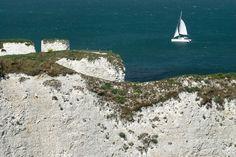 Old Harry Rocks, Dorset, England, UK