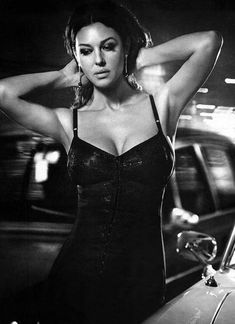 Monica Bellucci, Vogue Italia May 2011. Photographed by Vincent Peters