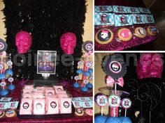 monster high party/ for Sierra 9th bday I think she would love this!