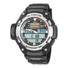 091ba457619 Reloj Casio Sgw-400 Altimetro