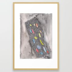 Buy 180311 Watercolour Micron 2 |shapes art abstract |shapes art design Framed Art Print | Ready To Hang #watercolor #simple #watercolour #wallart #artwork #livingroom #decor #nursery #shapes #abstact #contemporary |abstract shapes art design |abstract shapes art design colour |shapes art abstract |shapes art design |abstract shapes art design inspiration |society6 prints |colors and shapes |art with shapes |geometric shapes art |abstract shapes |apartment artwork |artwork abstract |artwork… Watercolor Dreamcatcher, Watercolor Pattern, Art Design, Abstract Shapes, Shape Art, Geometric Shapes Art, Abstract, Framed Art Prints, Color Shapes