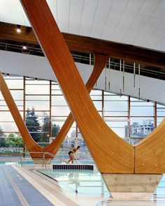 Ocidental Archrib - West Van Aquatic Centre