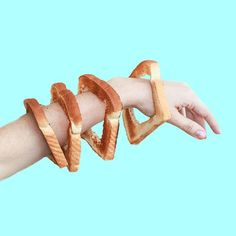 #Bread #Bangle Beauties. Photography #foodstyle by Elise Mesner