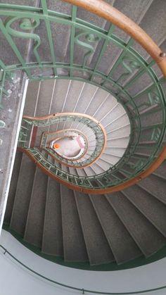 Treppenhaus Altbau