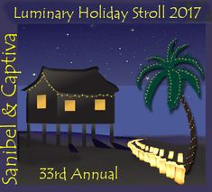 Get ready, tomorrow Friday December 1st, is the 33rd Annual Sanibel Luminary Holiday Stroll. #Holiday #Sanibel #Captiva #Luminary . . . . . . . #CaptivaStyle #SanibelStyle #SWFL #SWFLStyle #Holidays2017 #HolidayStrolln