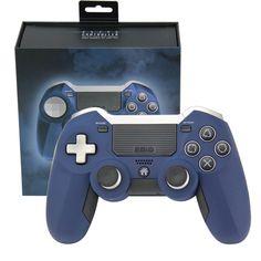 PS4 Elite wireless Controller-blue