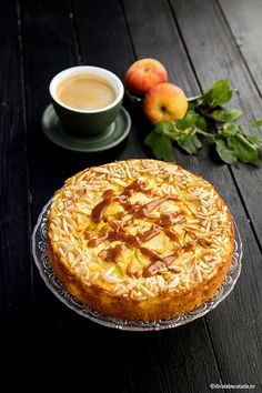 """PRAJITURA """"INVIZIBILA"""" CU MERE 
