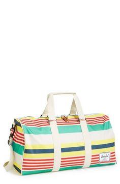 Herschel Supply Co.  Novel - Malibu  Duffel Bag  be2222d07b5