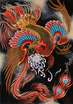 Creative tattoo designs on pinterest tattoos and body - Save Learn More At Uploaded By User Oriental Flash Ashes Tattoo1