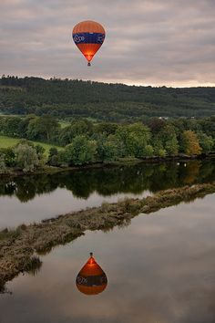 Irish Ballooning Championship County Waterford, Ireland [I have been to Waterford....just beautiful area.]