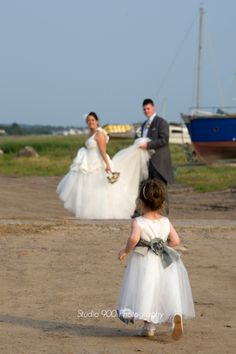 Wirral Wedding Photography By Studio 900 Photographers At Woodside Ferry Terminal